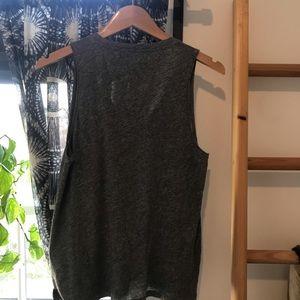 Madewell Tops - Whisper cotton v neck pocket tank